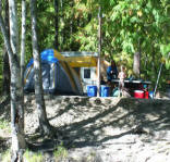 Campgrounds in Ontario